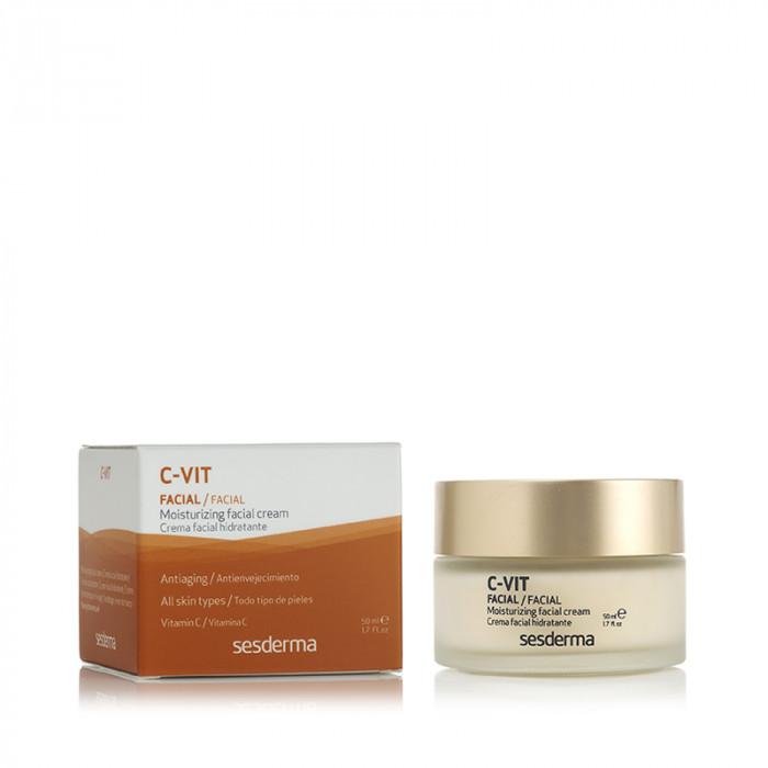C-VIT Crema Facial Hidratante