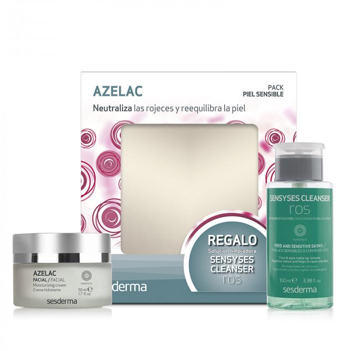 PROMOCION AZELAC CREMA + SENSYSES ROS