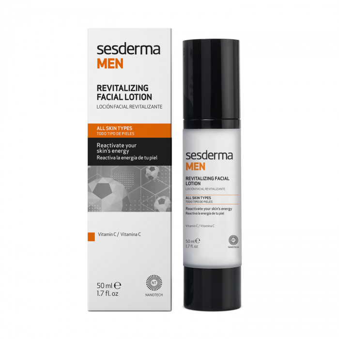 Sesderma Men Loción Facial Revitalizante 50 ml.