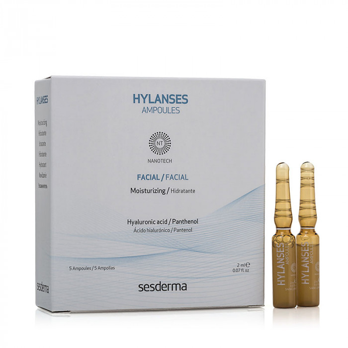 Hylanses Ampollas 5x2 ml