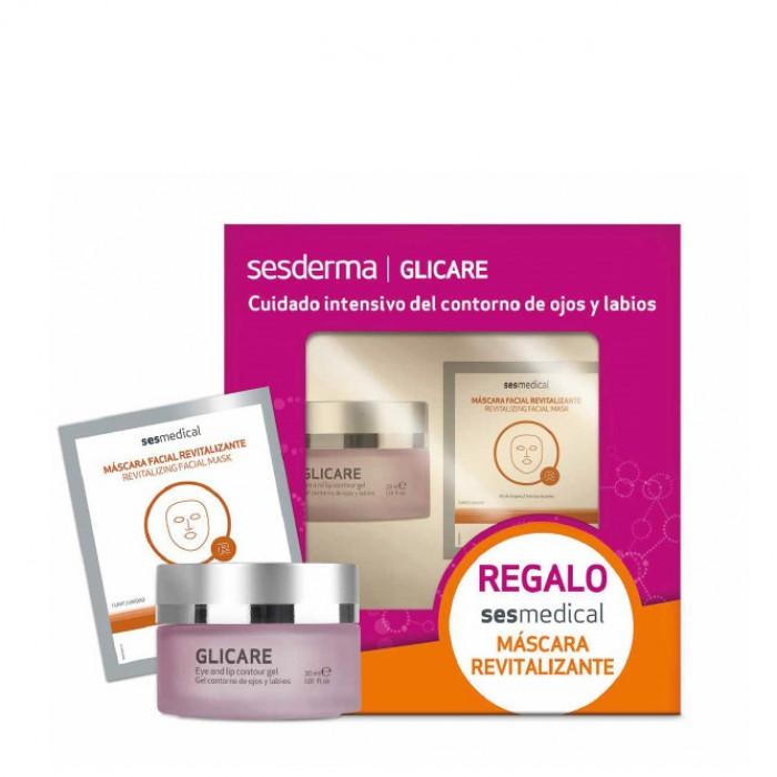 PROMO GLICARE + SESMEDICAL MASCARA REVITALIZANTE