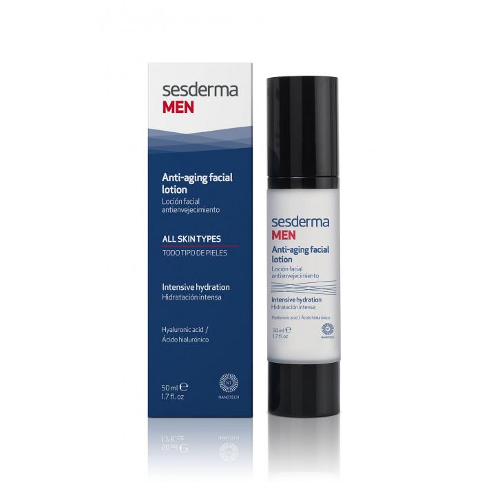 Sesderma Men Loción Facial Antienvejecimiento 50 ml.