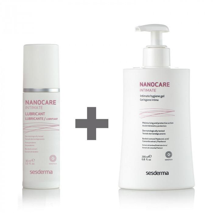 Pack Nanocare Gel Higiene Íntima + Lubricante