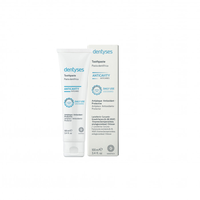 Dentyses Pasta Dentrífica Anticaries - 100 ml.