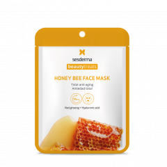 Máscara facial Honey Bee Mask