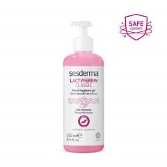 Gel limpiador de manos LACTYFERRIN CLASSIC 250ml
