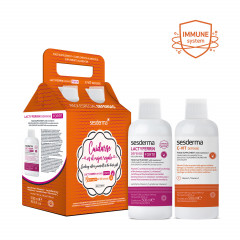 PROMO DEFENSAS+ ANTIOX: LACTYFERRIN DEFENSE FORTE + C -VIT DEFENSE 500ml+500ml
