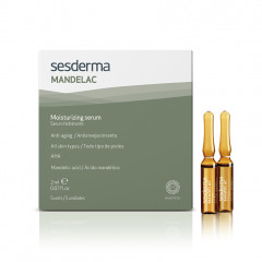 Mandelac Serum Ampollas