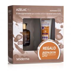 Pack Azelac Ru + Repaskin Facial SPF 50