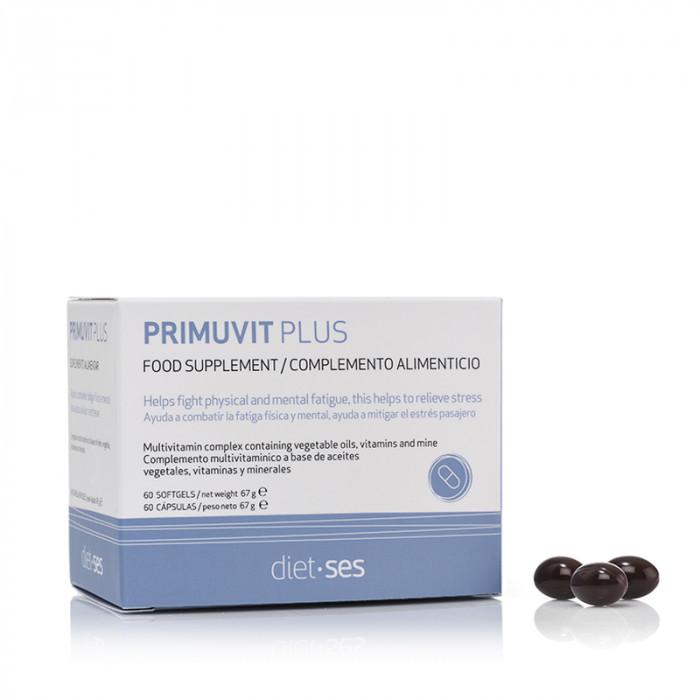 Primuvit Plus Capsules 60 Capsules