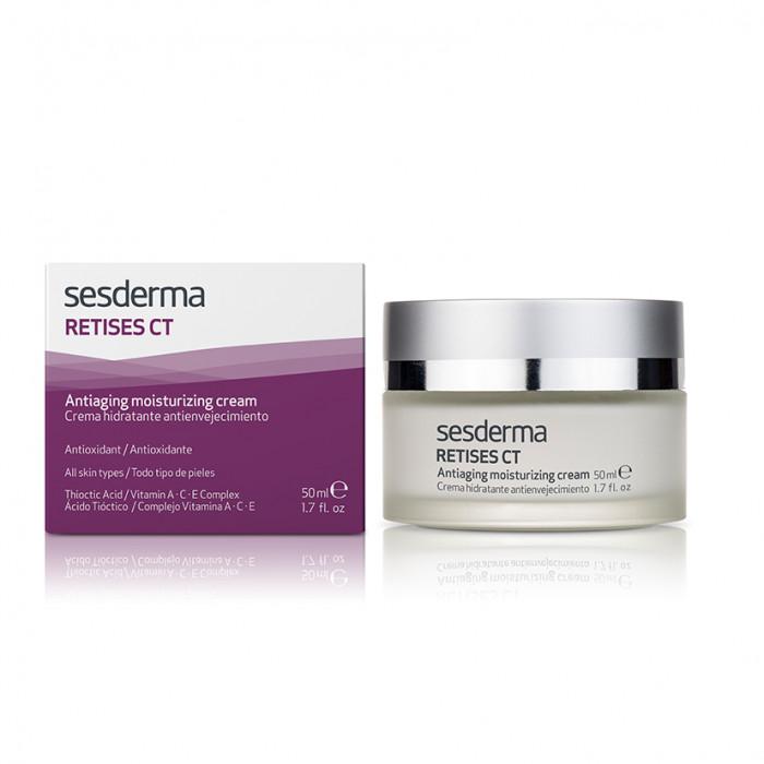 Retises Ct Anti-aging Moisturizing Cream 50ml