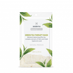 Green Tea Therapy Hydrating Facial Mask