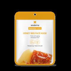 Honey Bee facial mask