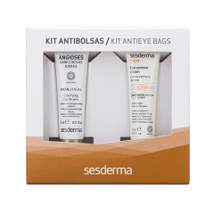 KIT ANTI-EYE BAGS (Angioses - C-vit Eye Contour)