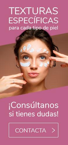 Dermoventas - Texturas específicas para cada tipo de piel